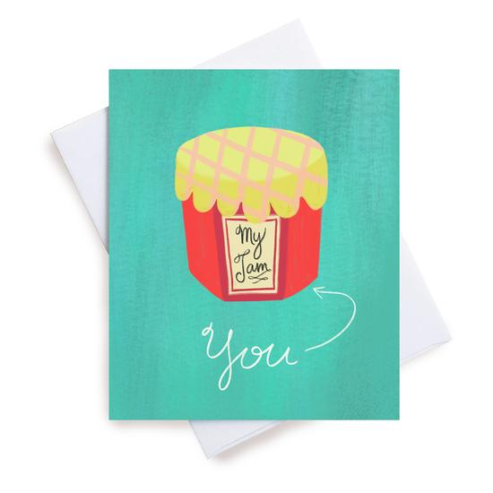 Meaghan Smith Greeting Card - You're My Jam