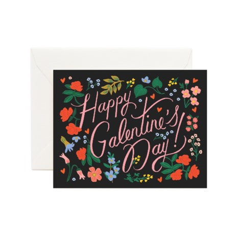 Rifle Paper Co. - Greeting Card - Valentine - Happy Galentine's Day
