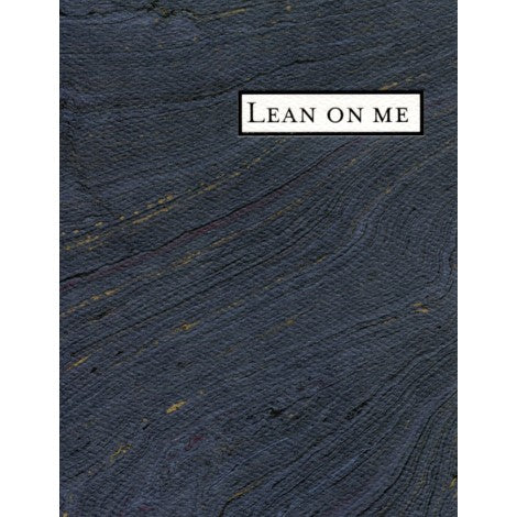 Random Cards - Greeting Card - Lean On Me
