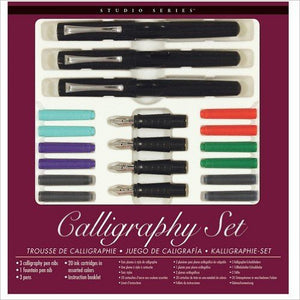 Peter Pauper - Studio Series - Calligraphy Pen Set