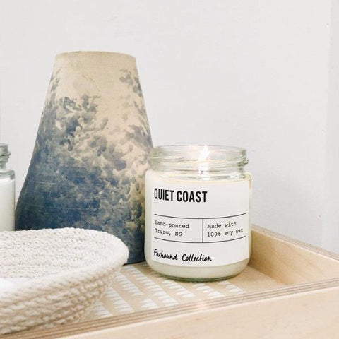 Foxhound Collection - Candle - Quiet Coast
