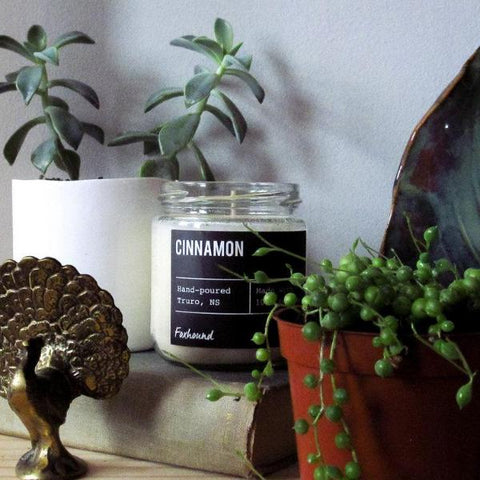 Foxhound Collection - Candle - Black Label - Cinnamon