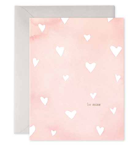 E Frances - Greeting Card - Be Mine