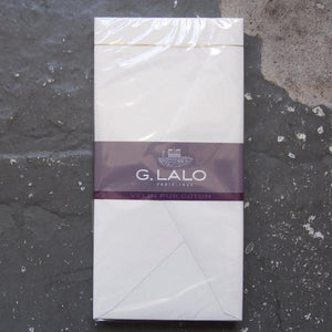 G. Lalo - Velin Pur Coton - Envelopes - DL