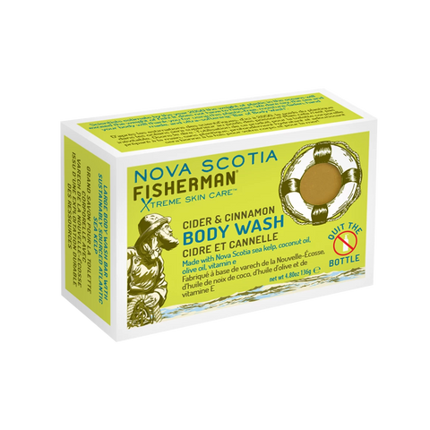 Nova Scotia Fisherman - Body Wash - Cider & Cinnamon