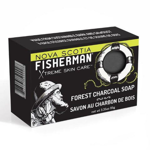 Nova Scotia Fisherman - Soap - Forest Charcoal