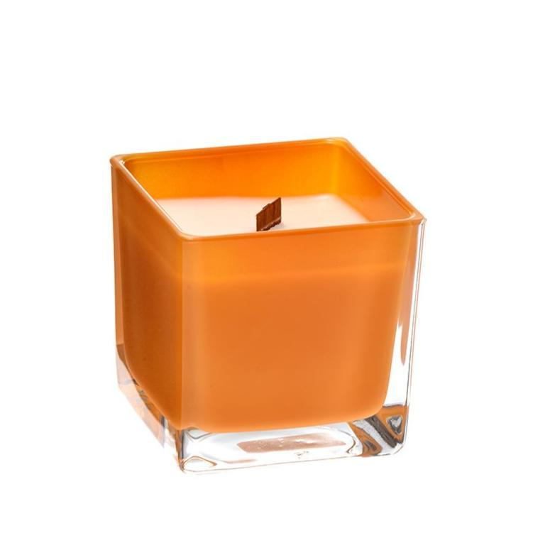 Buck Naked Candle Small - Grapefruit