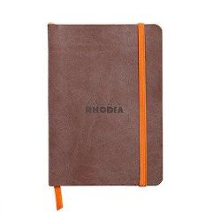 Rhodia - Notebook - Soft Cover - A6 - Chocolate