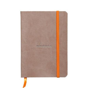 Rhodia - Notebook - Soft Cover - A6 - Taupe