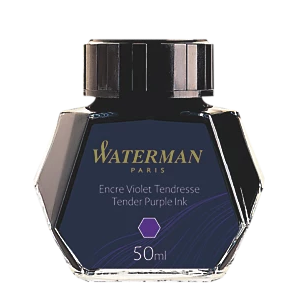 Waterman - Bottled Ink - Tender Purple