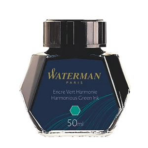 Waterman - Bottled Ink - Harmonious Green