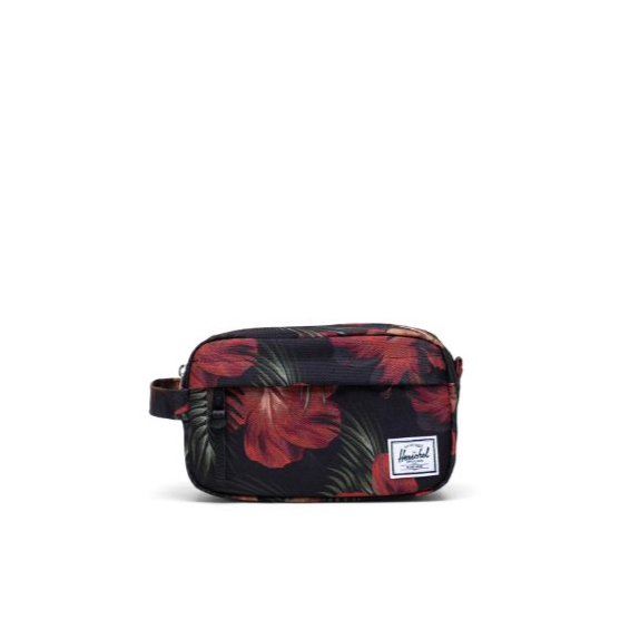 Herschel - Chapter Carry-On Travel Kit  - Tropical Hibiscus