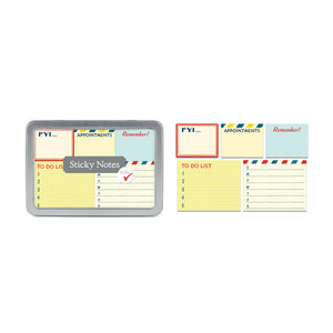 Cavallini & Co - Sticky Notes - To Do