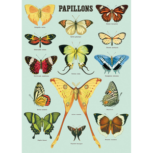 Cavallini & Co. - Wrapping Sheet - Papillons