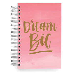Ecojot - Notebook - Dream Big