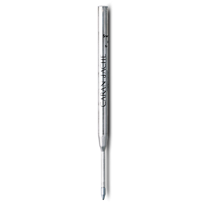 Caran d'Ache - Blue Ballpoint Pen Refill - Medium