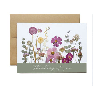 Seek & Bloom - Greeting Card - Thinking of You