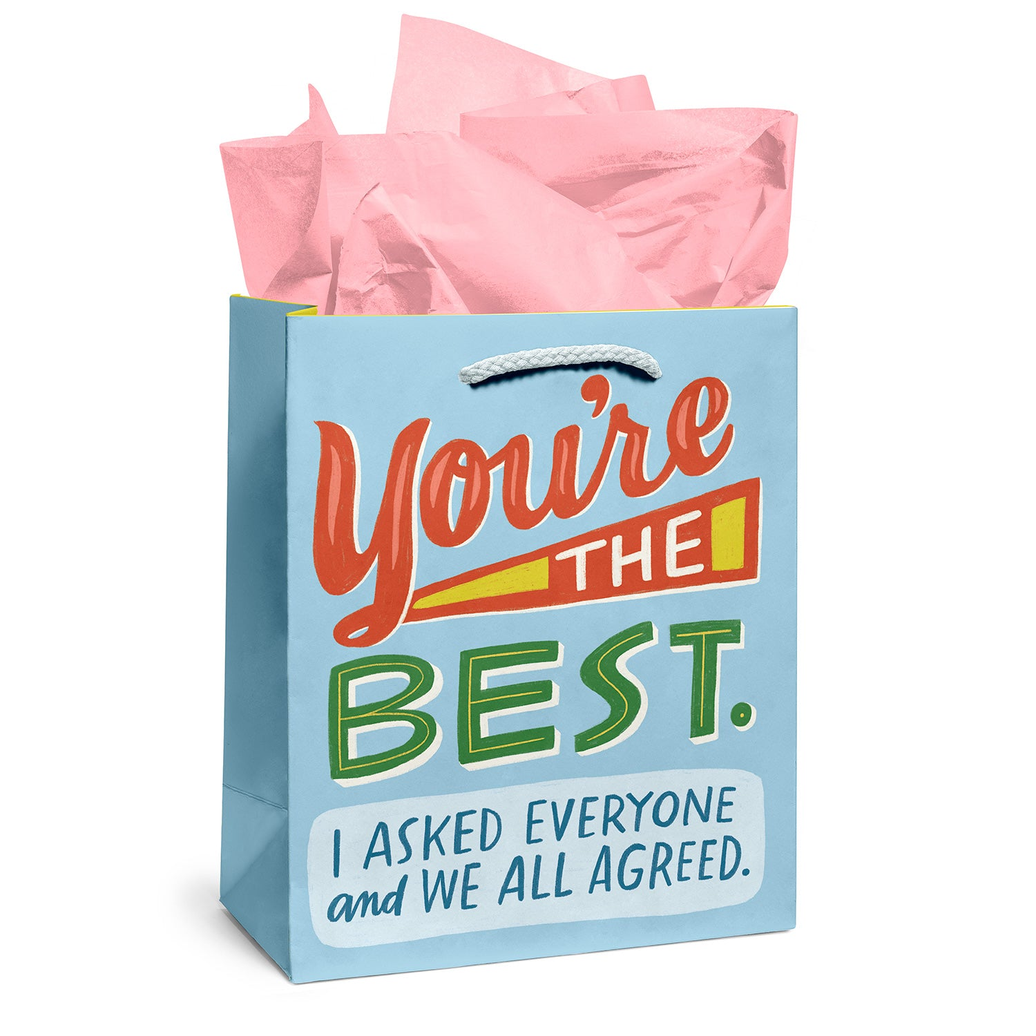 Emily McDowell- Medium Gift Bag - You're the Best