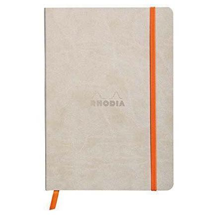 Rhodia - Notebook - Soft Cover - A5 - Beige