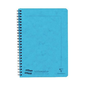 Clairefontaine - Notebook - Coiled - A5 - Turquoise