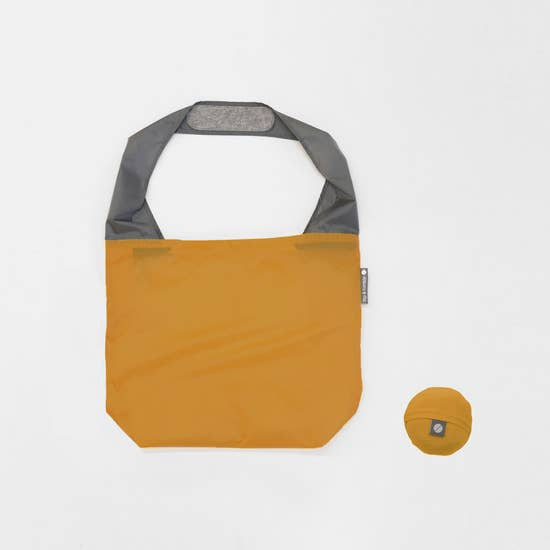 Flip & Tumble - Reusable Bag - Ochre