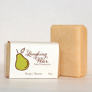 Laughing Pear - Bar Soap - Champagne Pear