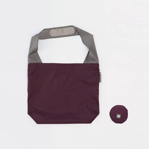 Flip & Tumble - Reusable Bag - Burgundy
