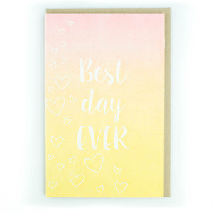 Pike Street Press - Greeting Card - Best Day Ever