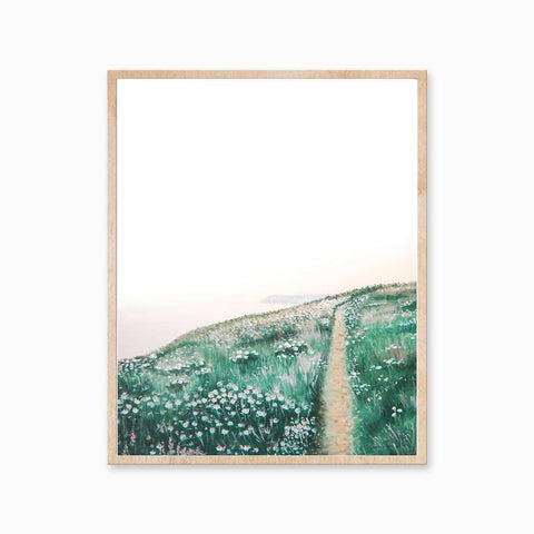 Katelyn Morse - Art Print - Field