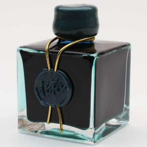 J. Herbin - Ink - 50ml Bottle - 1670 - Emerald De Chivor