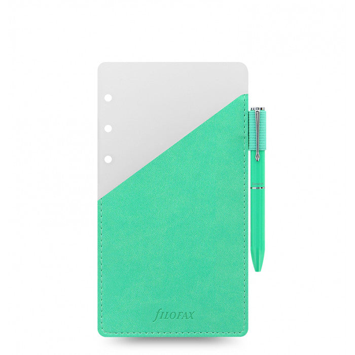 Filofax - Refill - Pen Holder - Green