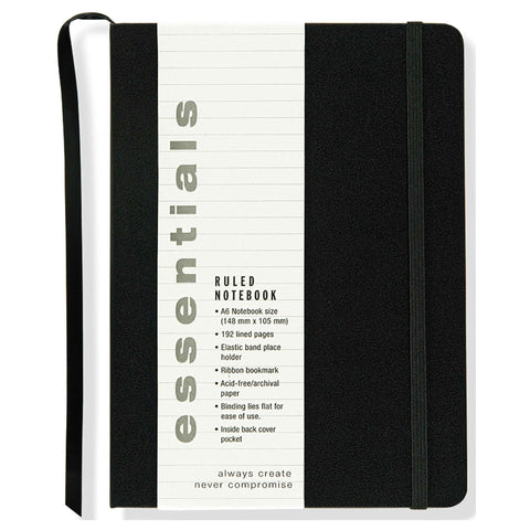 Peter Pauper - Notebook - Essentials - Small - Ruled
