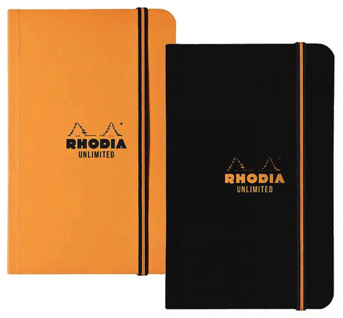 Rhodia - Unlimited Notebook - Lined