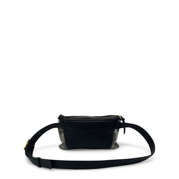 Metallic Camo Furtivo Belt Bag