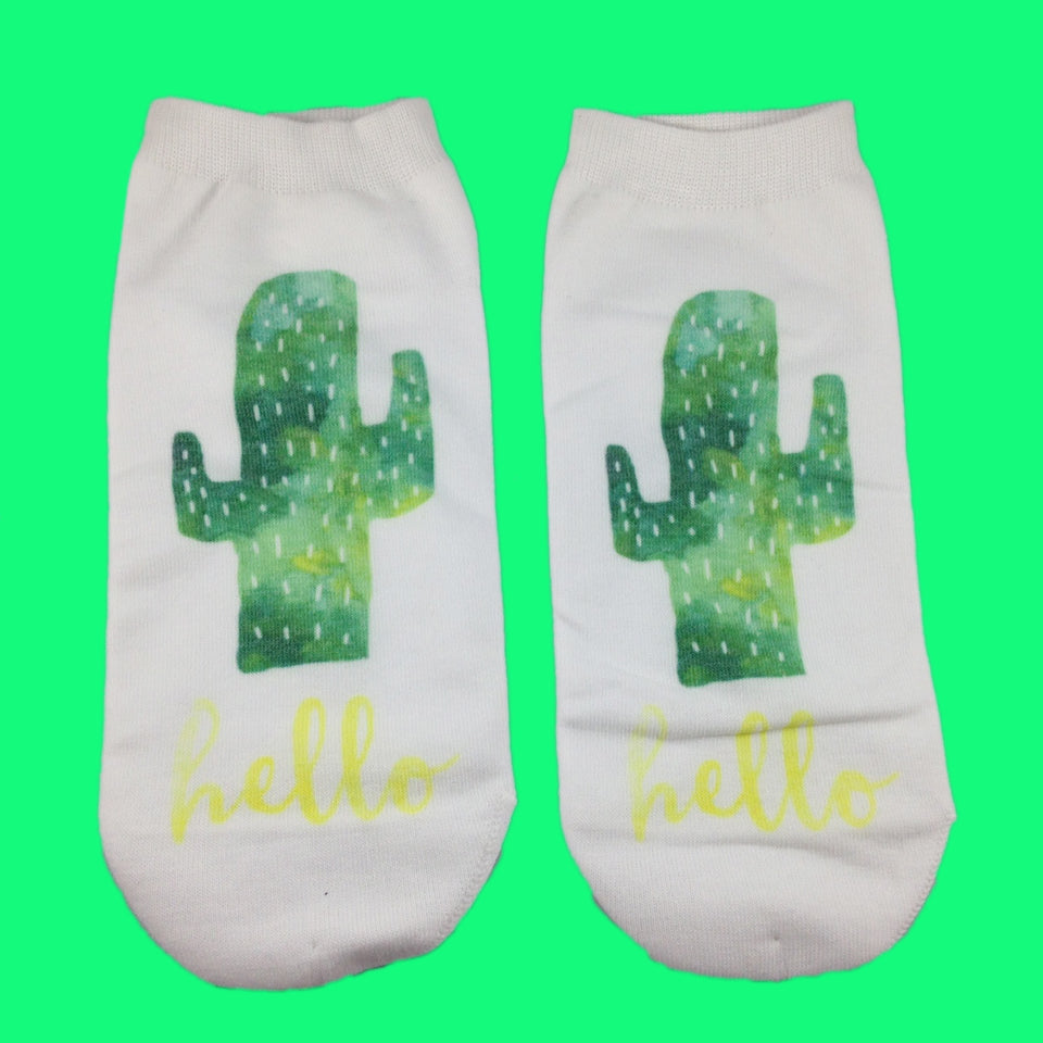 Nature Novelty Socks