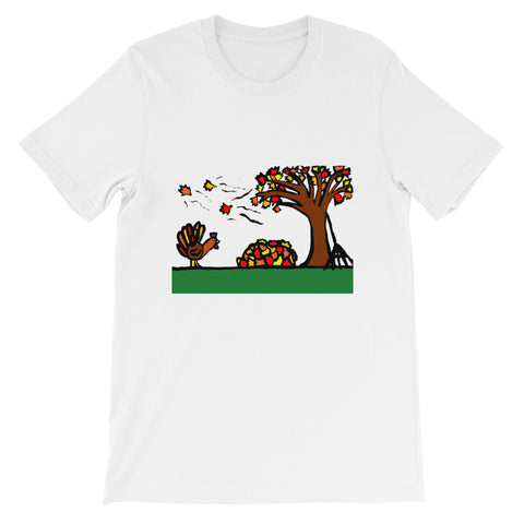 Outdoor Turkey Short-Sleeve Unisex T-Shirt