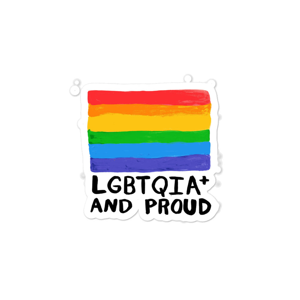 LGBTQIA+ Stickers