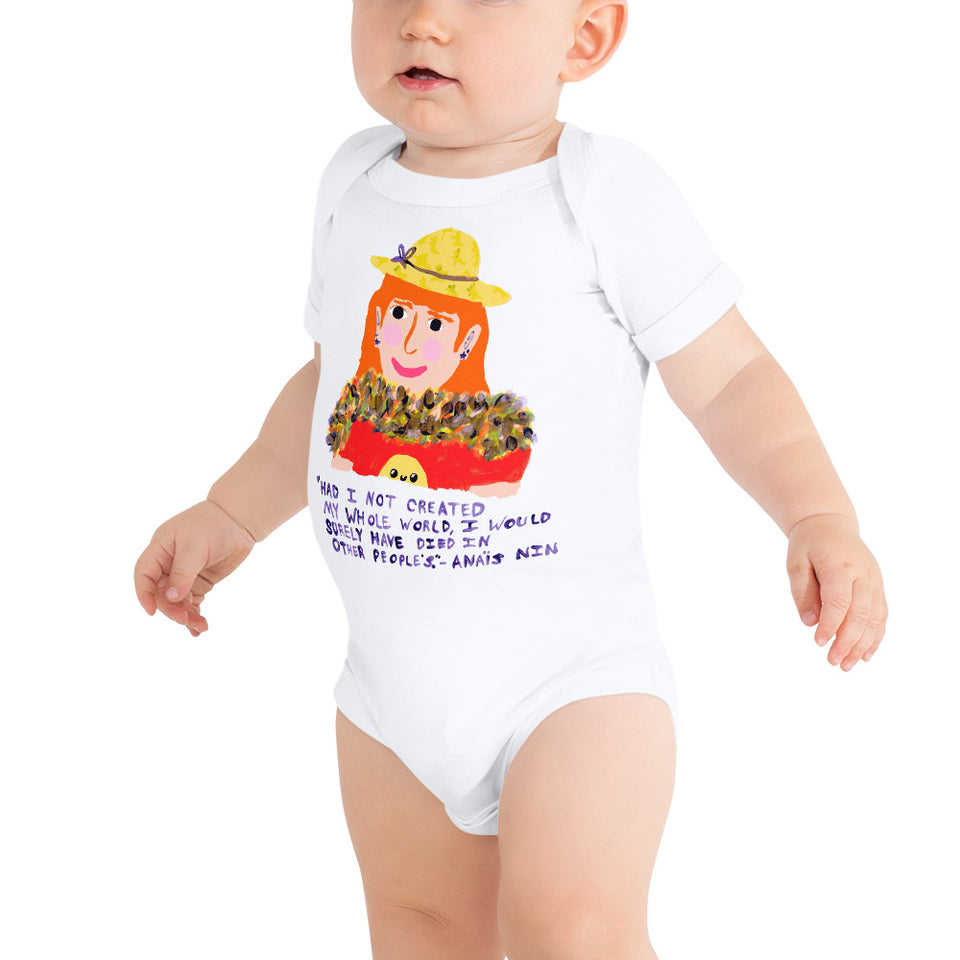 Motivational Baby Clothes