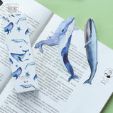 Giant Whale Stickers - Pack of 30 Paper Scrapbooking Arts & Crafts Stickers
