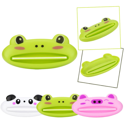 Animal Face Tooth Paste Roller Tube
