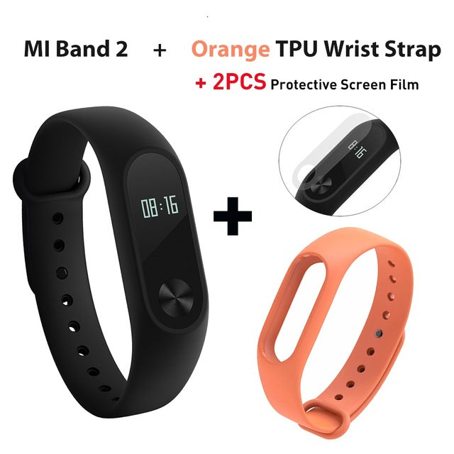 Xiaomi - Mi Band 2 Smart Fitness Tracker with OLED display - ZeeFit Health