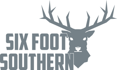 Six Foot Southern Decal