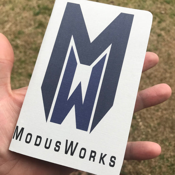 PaperStax Notebook, Modusworks Branded.