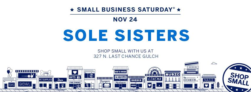 Small Business Saturday, November 24th