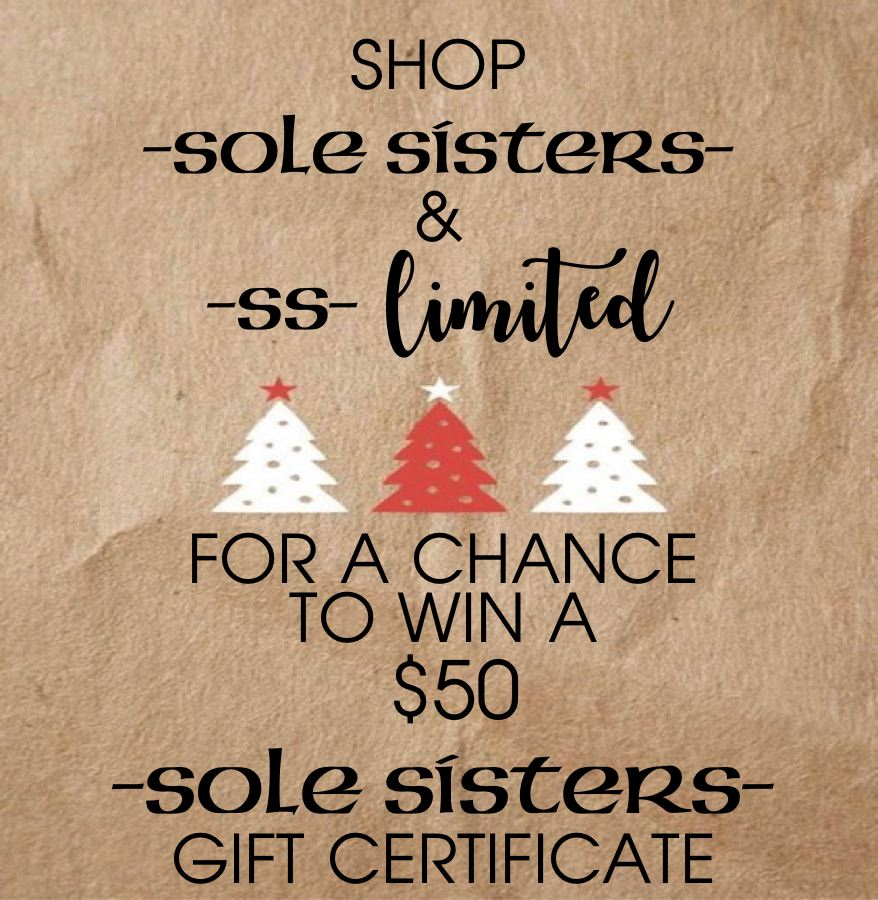 Black Friday @ -sole sisters- & -sole sisters- limited