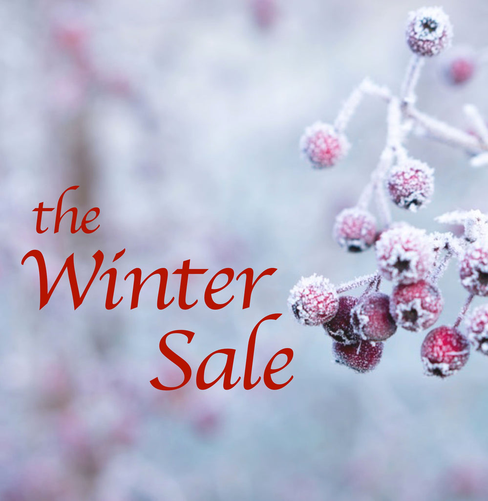 the winter sale begins friday!