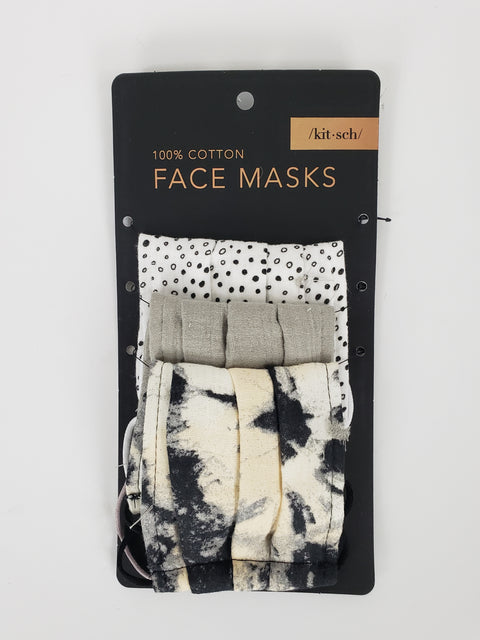 3-pack face masks-neutral