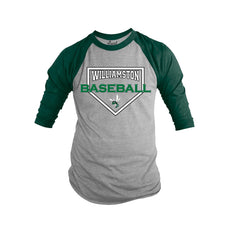 Williamston Diamond 3/4 Sleeve Unisex
