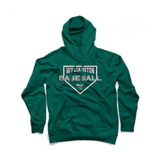Williamston Diamond Hoodie - Forest Green