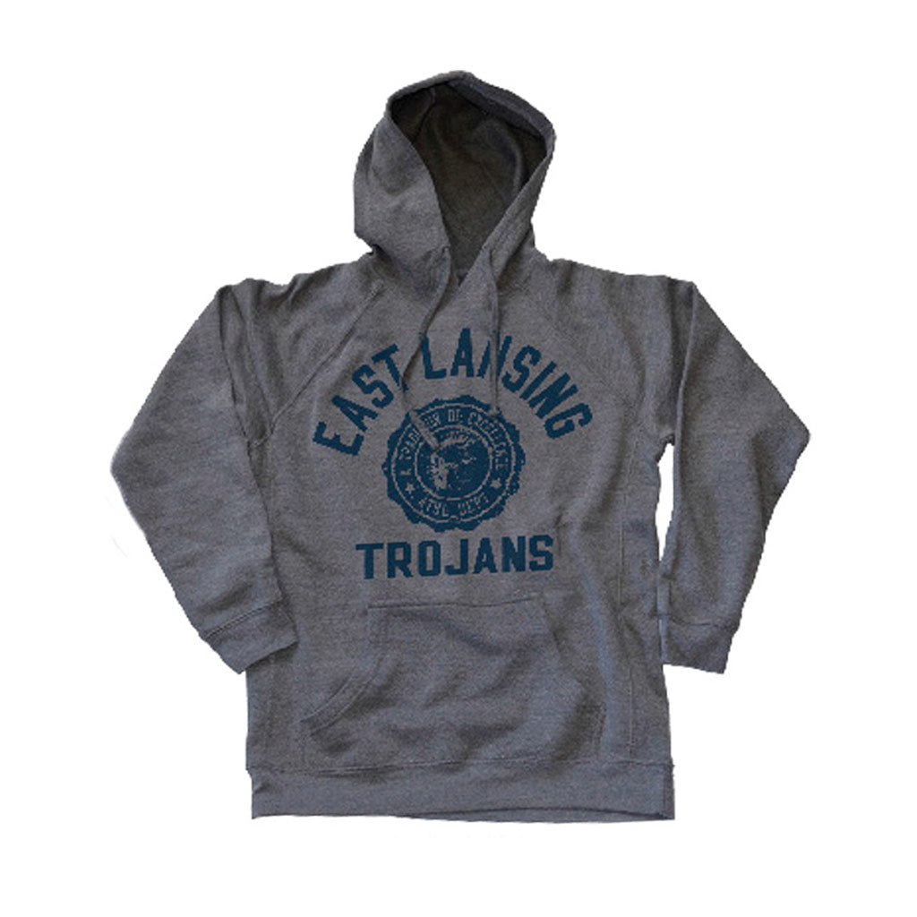 East Lansing Tradition of Excellence Seal Hoodie